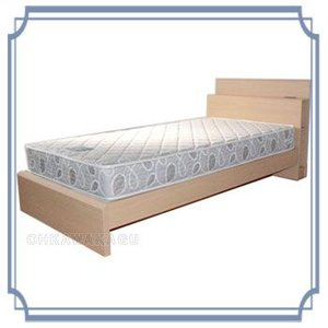 sa・yu・ri  さゆり 木製すのこベッド(引出し無し) シングル(5.5インチプリヒーティングポ...