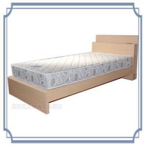 sa・yu・ri  さゆり 木製すのこベッド(引出し無し) セミダブル(5.5インチプリヒーティング...