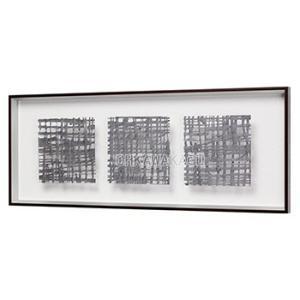 アートパネル インテリアパネル マサエコ MASAEKO 90×35cm デザインパネル 和モダン 立体額装 壁掛け 壁面 縦長 横長 IN3208/3213/3218/3223