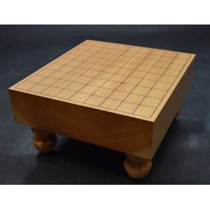 日本産桂材30号将棋盤|ohkubo-gobanten