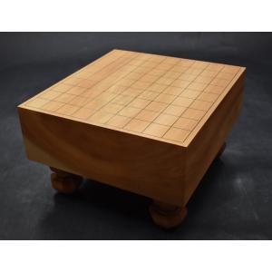 日本産桂材40号寸将棋盤|ohkubo-gobanten
