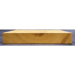 日向産榧2寸一枚盤(木裏) ohkubo-gobanten