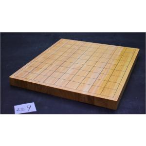 かや1寸将棋盤(212)|ohkubo-gobanten