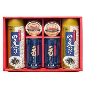 ギフト 海苔・お茶漬・カニ缶詰合せ 大森屋 AMKS−30