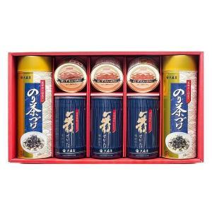 ギフト 海苔・お茶漬・カニ缶詰合せ 大森屋 AMKS−40