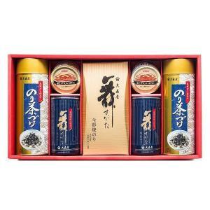 ギフト 海苔・お茶漬・カニ缶詰合せ 大森屋 AMKS−50