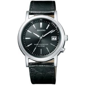 [シチズン]CITIZEN 腕時計 REGUNO レグノ ソーラーテック 電波時計 クラシックストラップ KL7-019-50 メンズ|ohmybox