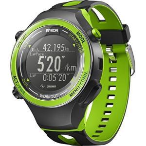 [エプソン リスタブルジーピーエス]EPSON Wristable GPS 腕時計 ランニングウォッチ GPS機能 SF-720G|ohmybox