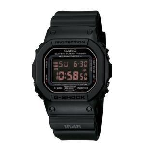 CASIO(カシオ)腕時計 Gショック マットブラック レッドアイ DW5600MS-1[逆輸入品]|ohmybox