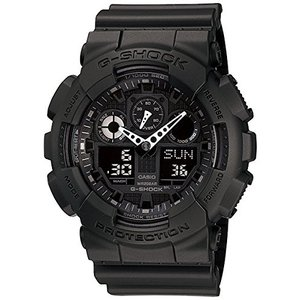 [カシオ]CASIO 腕時計 G-SHOCK(Gショック) GA-100-1A1 海外モデル [逆輸入]|ohmybox