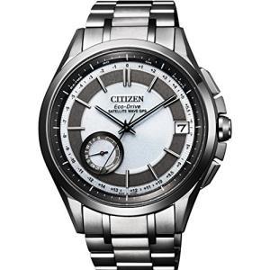 [シチズン]CITIZEN 腕時計 ATTESA アテッサ エコ・ドライブGPS衛星電波時計 F150 流通限定モデル CC3015-57A メンズ|ohmybox
