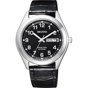 [シチズン]CITIZEN  腕時計 REGUNO レグノ ソーラーテック スタンダード リングソーラー KM1-016-50 メンズ|ohmybox