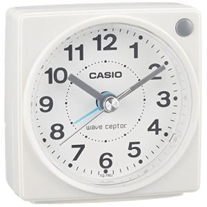 カシオ コンパクトサイズ電波時計 TQ-750J-7JF|ohmybox