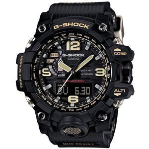 [カシオ]CASIO 腕時計 G-SHOCK ジーショック マッドマスター 電波ソーラー GWG-1000-1AJF メンズ|ohmybox