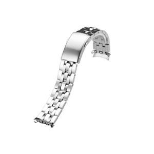 [イストラップ]iStrap 19mmスチール腕時計バンド 非中空カーブ両端時計ベルト Tissot (ティソ) PRC 200対応|ohmybox