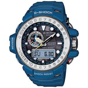 カシオ Gショック ガルフマスター 電波 ソーラー メンズ 腕時計 GWN-1000-2A ブラック