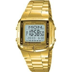 [カシオ]CASIO データバンク 腕時計 メンズ ゴールド DB360G-9A[逆輸入]|ohmybox