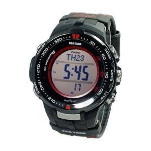 (カシオ) CASIO プロトレック トリプルセンサーVer.3搭載 世界6局対応電波ソーラー メンズ 腕時計 (PRW-3000G-1JR同等品) PRW-3000G-1 [並行輸入品]|ohmybox