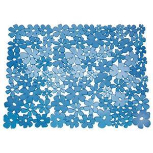 InterDesign シンク 用 マット 流し Blumz ブルー L 60961EJ おしゃれキッチン ohmybox