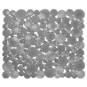 InterDesign シンク 用 マット 流し Bubbli レギュラーサイズ グラフィット 09251EJ おしゃれ キッチン ohmybox