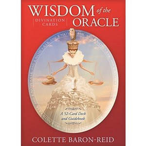 Wisdom of the Oracle Divination Cards: Ask and Know ウィズダム オラクルカード 英語 輸入品