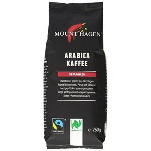 メーカー・ブランド:マウント ハーゲン  カロリー:250g  原材料:有機コーヒー豆(生豆生産国:...