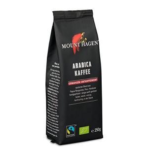 メーカー・ブランド:マウント ハーゲン  原材料:有機コーヒー豆(パプアニューギニア、ペルー、ホンジ...