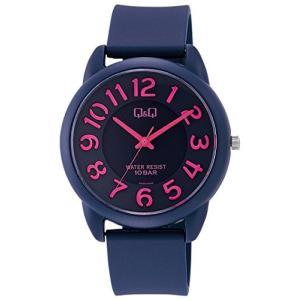 [シチズン キューアンドキュー]CITIZEN Q&Q 腕時計 カラフル ファッション アナログ 10気圧防水 VR68-004 レディース|ohmybox