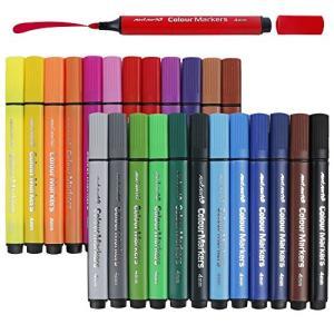 Mont Marte水性ペン マーカーペン カラーペン サインペン デッサン イラスト マンガ POP 美術広告にも ohmybox