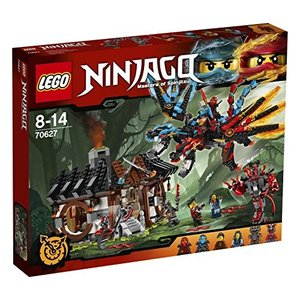 レゴ(LEGO) ニンジャゴー エレメント・ドラゴン:ファイヤーオーシャン 70627