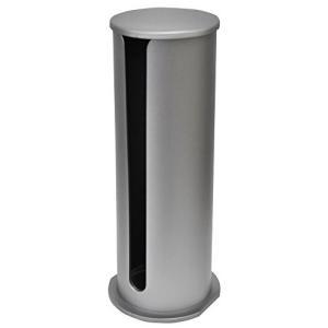 日本デキシー インサートカップ ディスペンサー シルバー  来客オフィス アウトドア パーティー 使い捨てカップの衛生/保護のため|ohmybox
