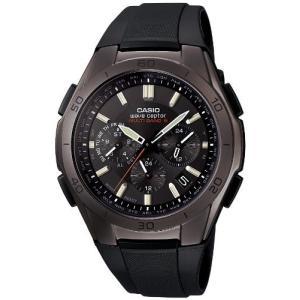 [カシオ]CASIO 腕時計 ウェーブセプター 電波ソーラー WVQ-M410B-1AJF メンズ 光充電|ohmybox