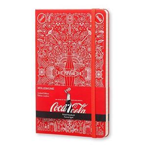 モレスキン ノート 限定版 コカコーラ ハードカバー 横罫 ラージ LECOQP060|ohmybox