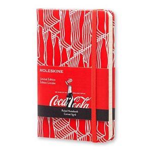 モレスキン ノート 限定版 コカコーラ ハードカバー 横罫 ポケット LECOMM710|ohmybox