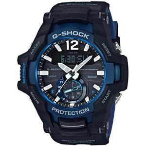 [カシオ]CASIO 腕時計 G-SHOCK ジーショック GRAVITYMASTER Blueto...
