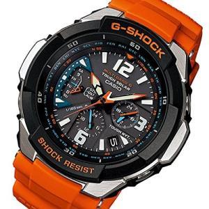 [カシオ] CASIO 腕時計 G-SHOCK スカイコックピット電波ソーラー GW-3000M-4A / GW-3000M-4AJF同型  [逆輸入品]|ohmybox