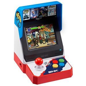 入荷済 NEOGEO mini ネオジオミニ  SNK 名作ゲーム 40タイトル含む アーケードデザイン + 黒のNEO-GEOレトロ外箱|ohmybox