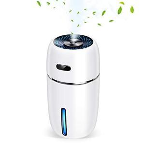 メーカー・ブランド:Joyhouse  【静音加湿/USB給電】静音加湿器、動作音は35dB以下、と...