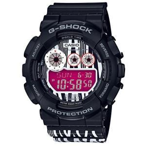 カシオ CASIO 腕時計 G-SHOCK ジーショック MAROK コラボレーション モデル GD-120LM-1AJR メンズ|ohmybox
