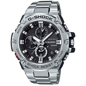 CASIO(カシオ) 腕時計 G-SHOCK ジーショック G-STEEL スマートフォン リンク GST-B100D-1A メンズ [並行輸入品]|ohmybox