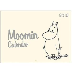 メーカー・ブランド:学研ステイフル  ビッグサイズ&シンプルが魅力!ムーミンの大判カレンダー  モノ...