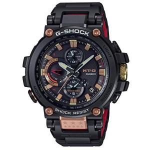 [カシオ]CASIO 腕時計 G-SHOCK  MT-G MAGMA OCEAN Bluetooth 電波ソーラー MTG-B1000TF-1AJR|ohmybox