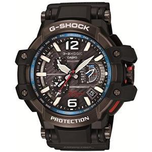 [カシオ]CASIO 腕時計 G-SHOCK グラビティマスター GPSハイブリッド電波ソーラー GPW-1000-1AJF メンズ|ohmybox