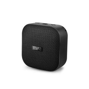 MIFA Bluetoothスピーカー IP56防塵防水 コンパクト ステレオサウンド/12時間連続...