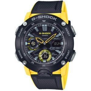 [カシオ]CASIO 腕時計 G-SHOCK ジーショック カーボンコアガード構造 GA-2000-1A9JF メンズ|ohmybox