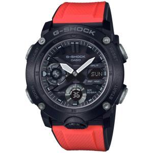 [カシオ]CASIO 腕時計 G-SHOCK ジーショック カーボンコアガード構造 GA-2000E-4JR メンズ|ohmybox