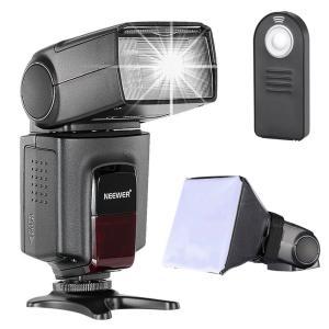Neewer TT560フラッシュ/スピードライト キット Canon Nikon Olympus ...