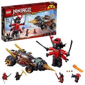 レゴ(LEGO) ニンジャゴー コールのアースドリラー 70669