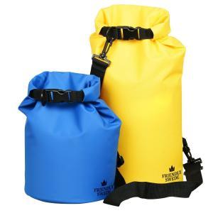 北欧発 「The Friendly Swede」ドライバッグ 耐水 マリンスポーツ 防水バッグ アウトドア 1個 / 2個セット|ohmybox