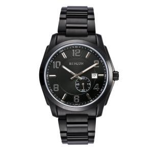 BINLUN 腕時計 メンズ 自動巻き 日付表示 watch ブランド 人気 ウォッチ [並行輸入品]|ohmybox